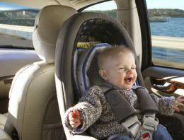 mutlu anne babalar mutlu çocuklar: Çocuk koltuğu bulunmayana ceza
