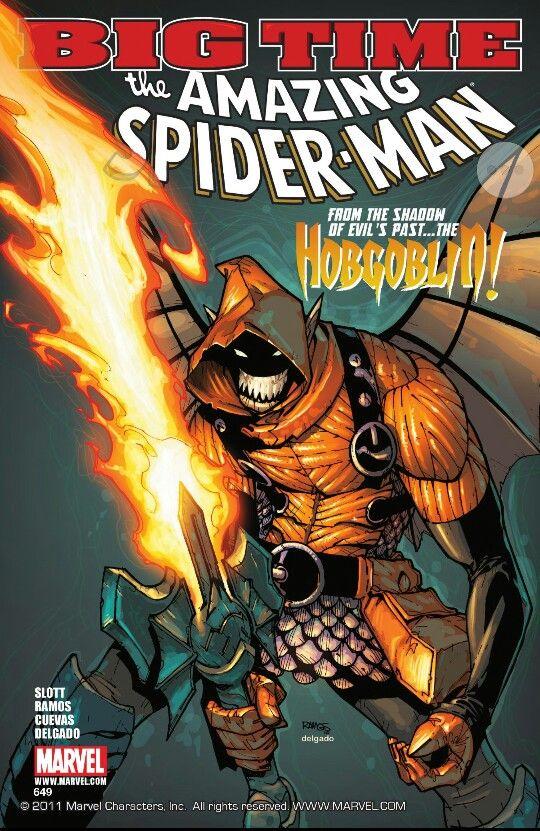 Hobgoblin Amazing Spider-Man | Comics | Pinterest