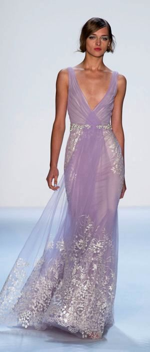 Lavender Evening Dresses - Formal Dresses
