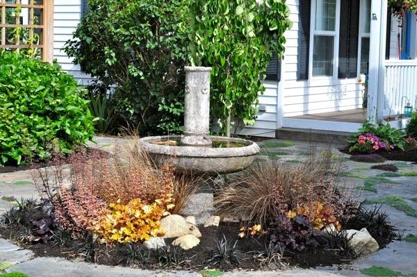 Backyard Hardscape Images : backyard plantings and hardscape  Gardening  Pinterest