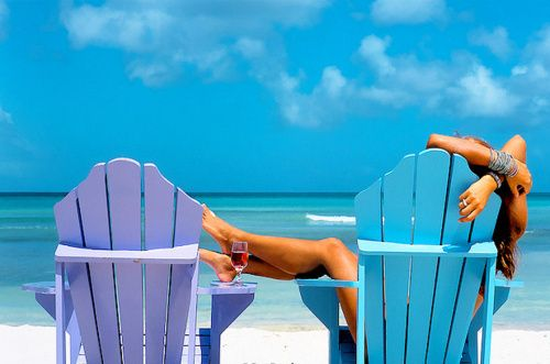 beach... relax.... #summer