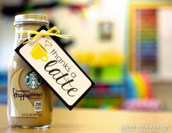 Kinder craze a kindergarten teaching blog thank you gift tags for
