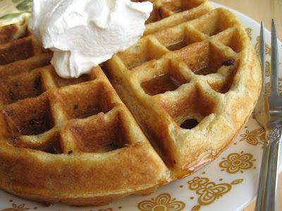Ginger Lemon Girl: Kid-Friendly Food Fridays -- Gluten Free Waffles!