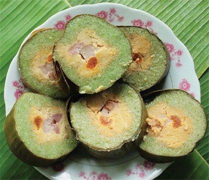 Vietnamese rice cake Banh Tet | Tet (vietnamese new year) | Pinterest