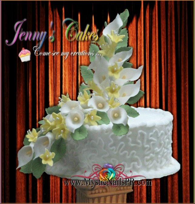 Wedding cakes made simple
