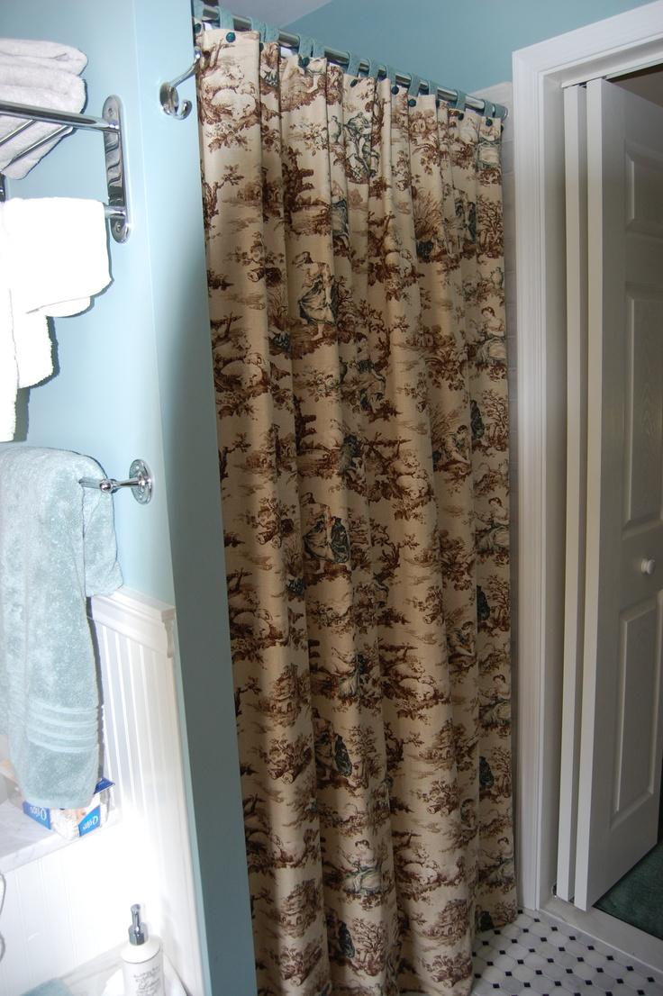 Shower curtain   My Window Treatments   Pinterest