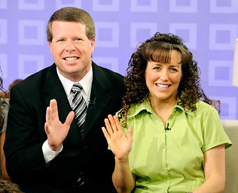 Michelle Duggar Pregnant with 20th