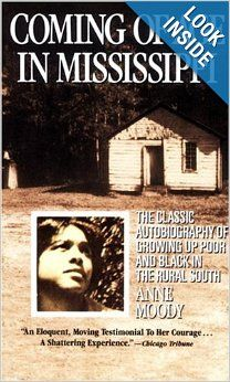coming age mississippi Coming of age in mississippi has 7,111 ratings and 468 reviews nancy said: posted at shelf inflictedi recently read kathryn stockett's the help and wh.