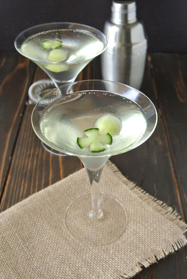 Cucumber gin fizz- sounds refreshing. Note to self: requires advance ...