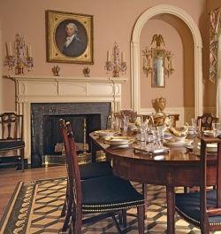 american federal period interior - photo #9