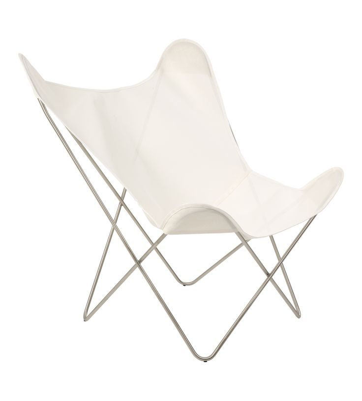 Hardoy Butterfly Chair Acrylic White Cover