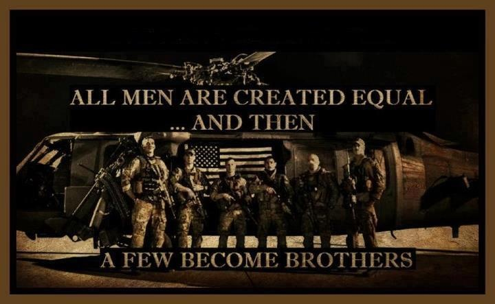 """military brotherhood To align the club with other military motorcycle clubs, to unite our common purpose and to build a firm comaradarie between us all """"ours is a military brotherhood from the very beginning."""