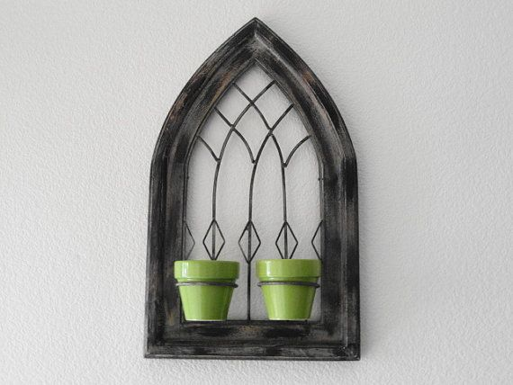 Gothic Inspired Wall Decor