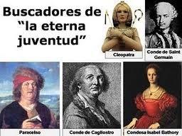 PERSONAJES DE ESTA HISTORIA