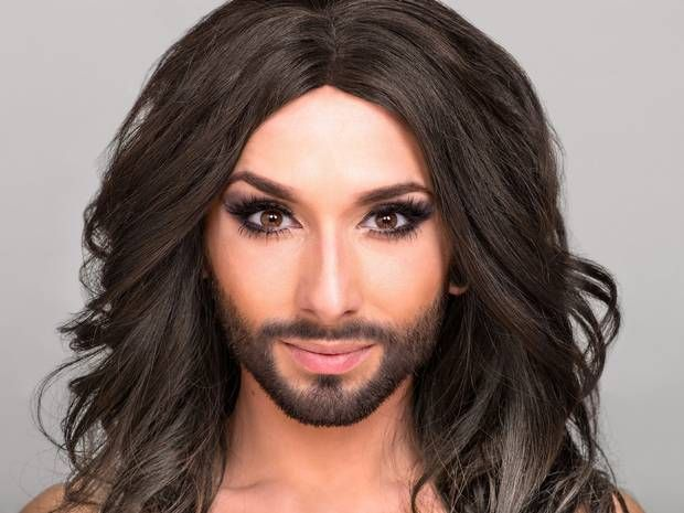is eurovision bearded lady a man or woman