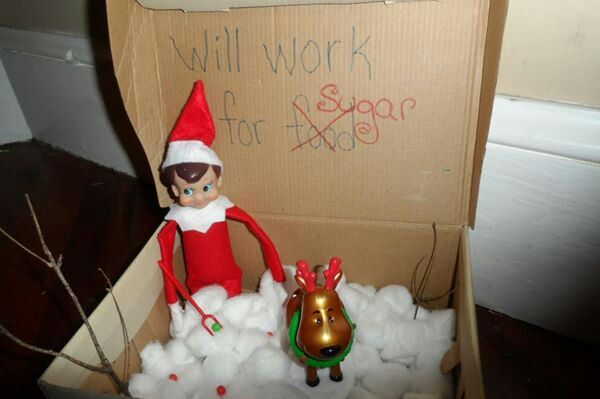 Pin by lynn souza on elf on the shelf pinterest for Elf on the shelf pooping on cookies