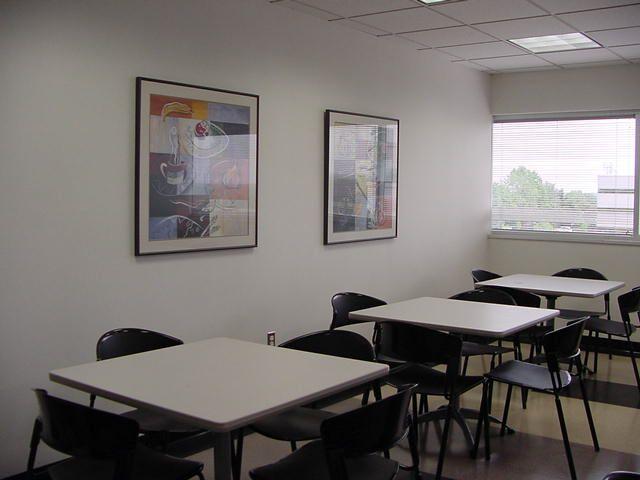 Large office break room commercial office break room for Office break room ideas