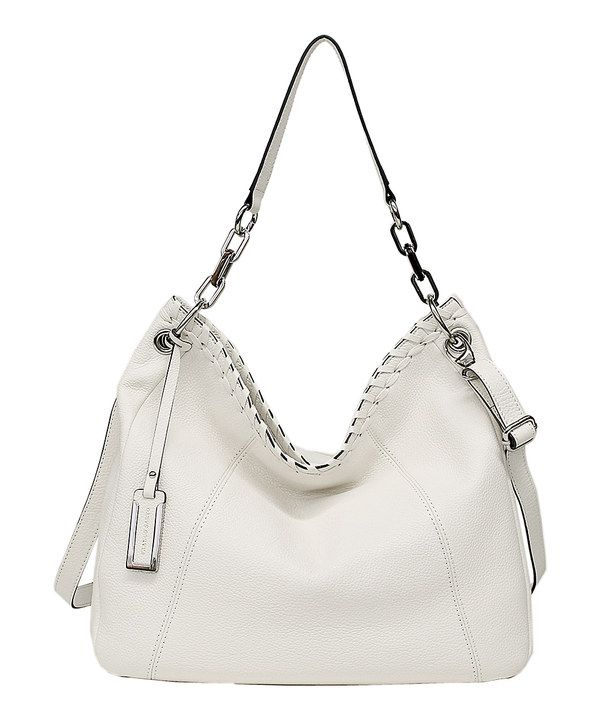 Gucci bags and handbags pictures to pin on pinterest - Franco Sarto White Spring Hill Hobo Bag