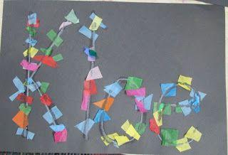 Mrs. Karen's Preschool Ideas: All About Me