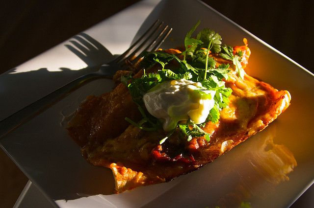 Tex Mex enchiladas | Beef, it's what's for dinner | Pinterest