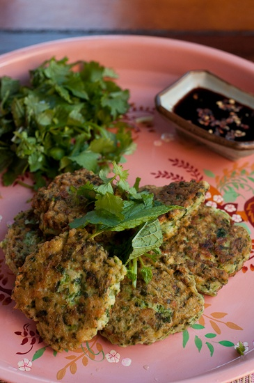 ginger coriander amp chilli fish cakes with sesame amp lime sauce ...