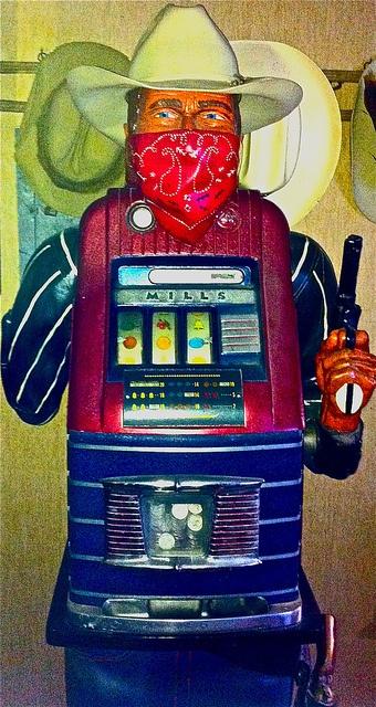 slot machines 1950