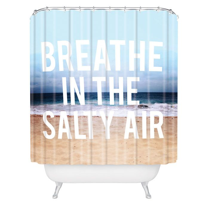 Red Plaid Shower Curtain Beach Seashell Shower Curtains