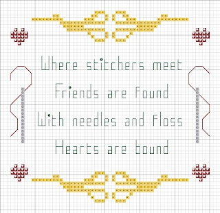 stitchy friends