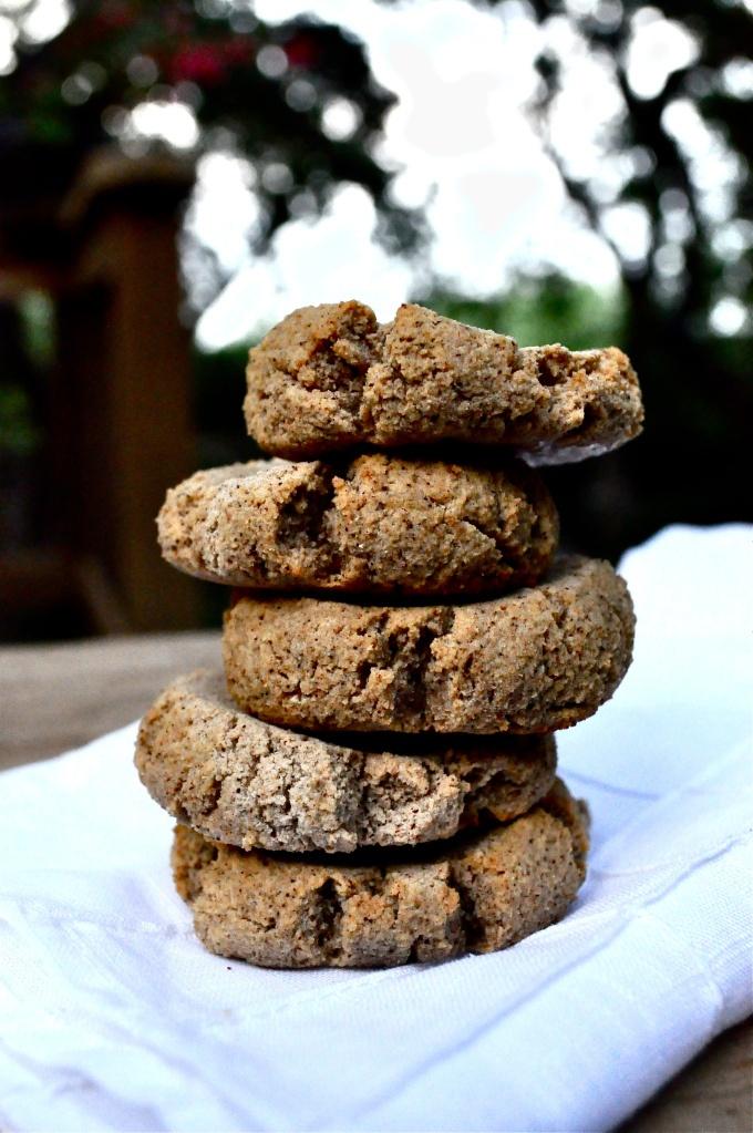 ginger snap cookies | Paleo Food | Pinterest