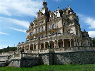 What a charming little 30,000 square foot chateau in France.