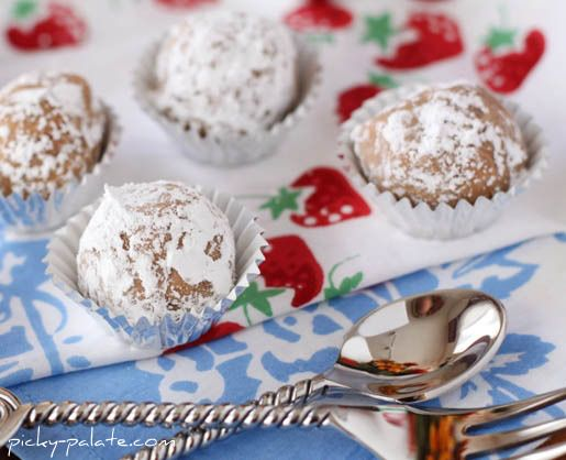 Peanut Butter and Jelly Crunch Truffles