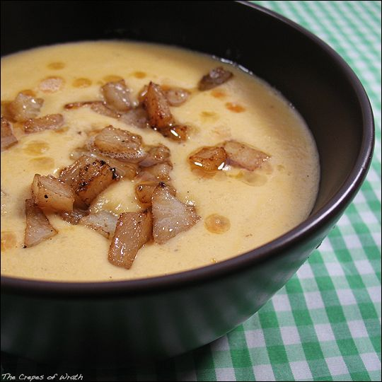 ... cauliflower soup creamy roasted garlic and cauliflower soup recipes