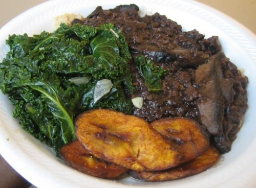 Feijoada, Brazilian Black Bean Stew w. Portobello Mushrooms #vegan # ...