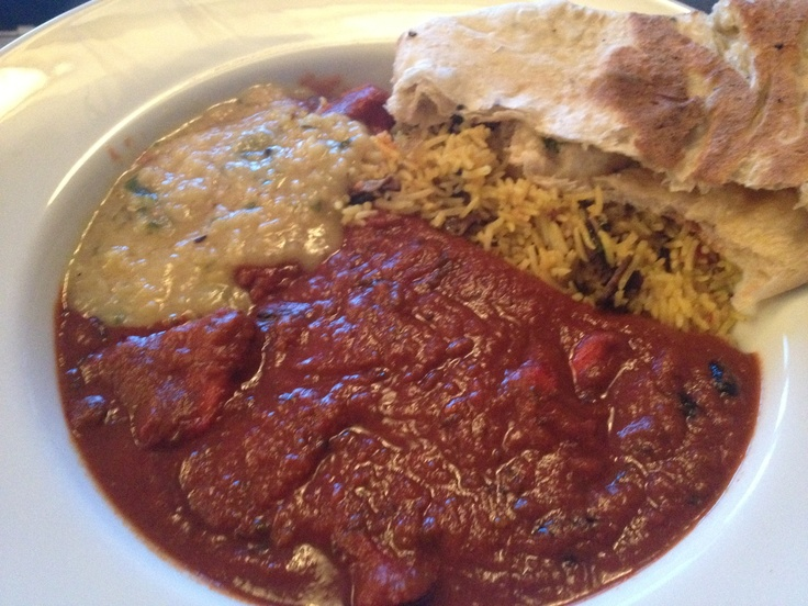 Awesome lamb phall from some takeaway in Donny. Steamed @ ...