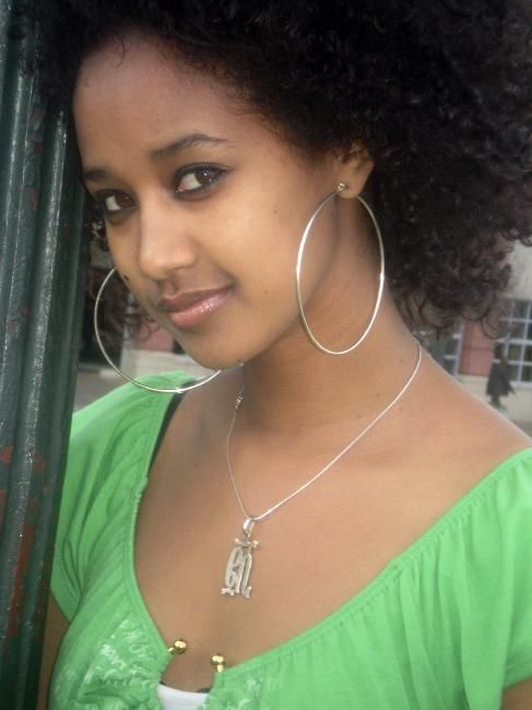 Beautiful Ethiopian Women