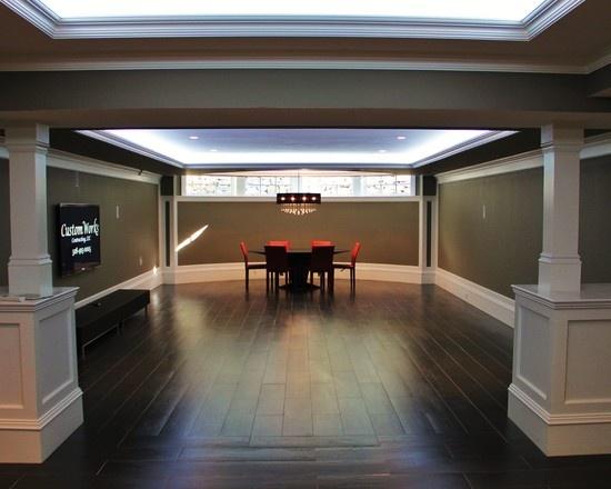 Comhardwood Flooring For Basements : Basements with Hardwood Floors