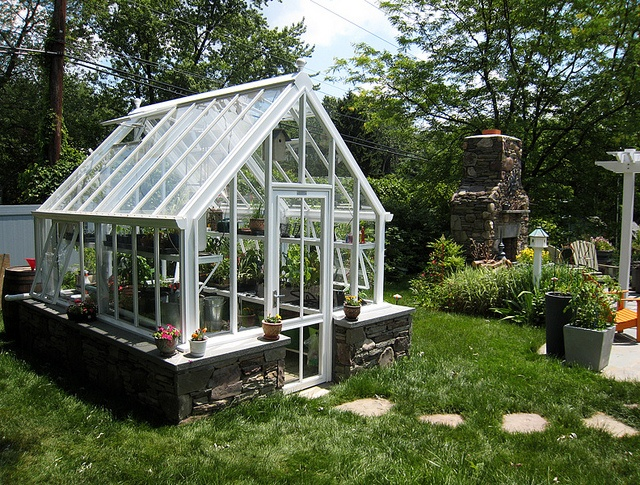 Victorian Planthouse by HartleyBotanic  Garden Structures  Pintere