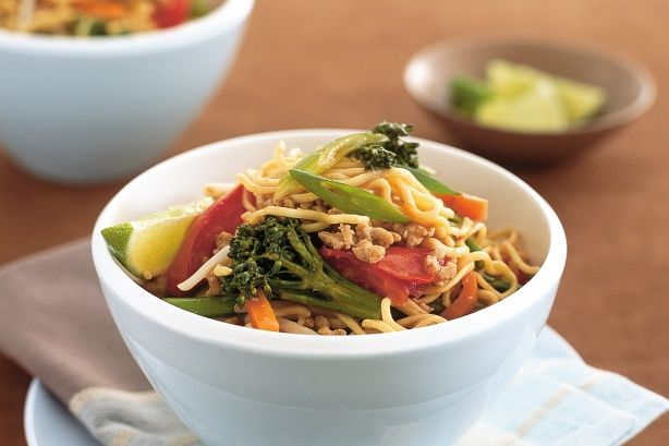 stir-fry like this one meets all your veggie needs and is easy to ...