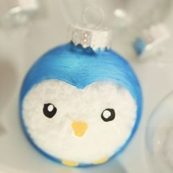 Tis the season....for adorable penguin ornaments