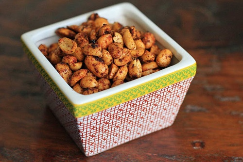 mexican chile lime roasted peanuts | food | Pinterest