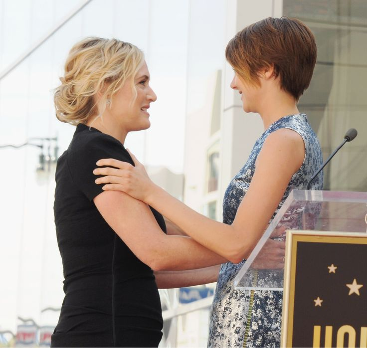Kate Winslet and Shail...