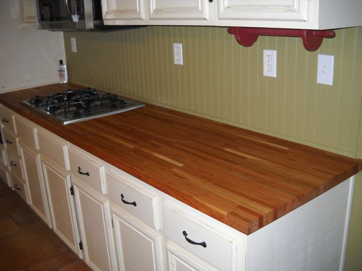 Butcher block countertop kitchen ideas pinterest for Butcher block countertops installation
