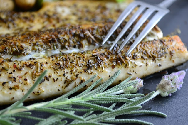 The view from Great Island: Pan Fried Trout with Herbes de Provence