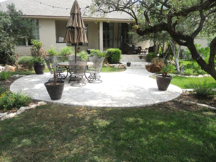 san antonio backyard mansfield house pinterest