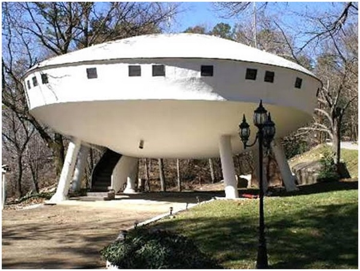 Ufo House In Chattanooga Tennessee Homes Nests Renovate
