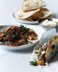Homemade Green Chorizo Tacos with Kale & Potatoes Recipe--Interesting ...