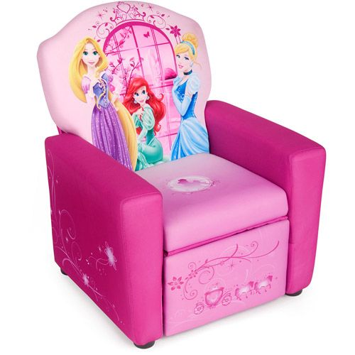 disney princess recliner chair toddler