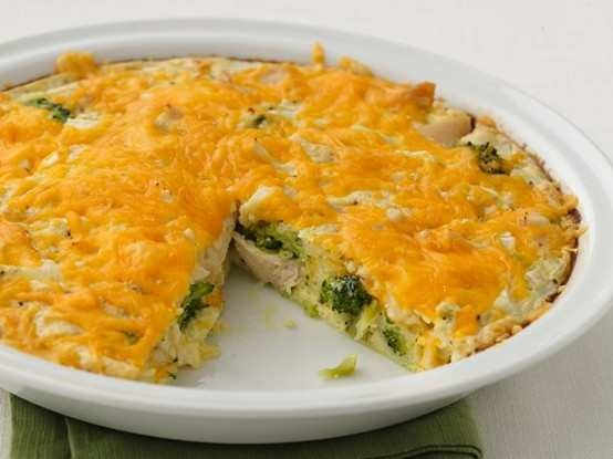 Impossibly Easy Spinach-Parmesan Pie Recipes — Dishmaps