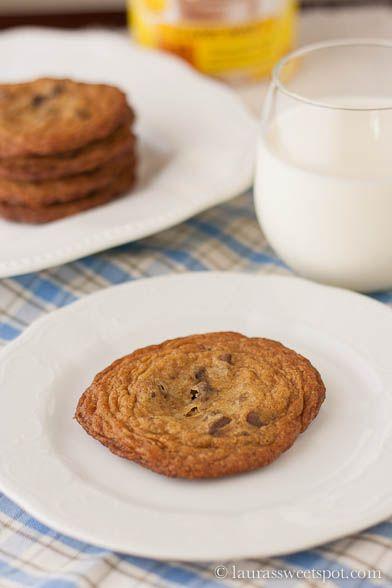 Malted Milk Chocolate Chip Cookies   OMG Desserts!   Pinterest