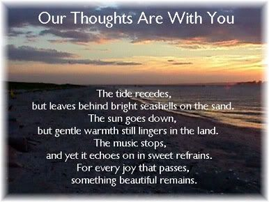 Sympathy Quotes And Inspirational Sayings Condolences